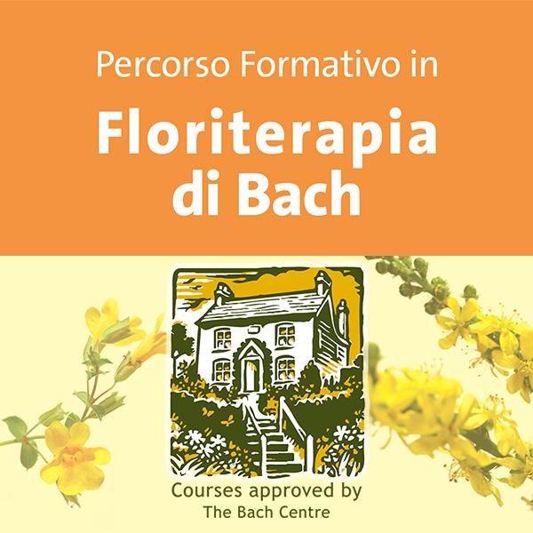 Percorso Formativo in Floriterapia di Bach