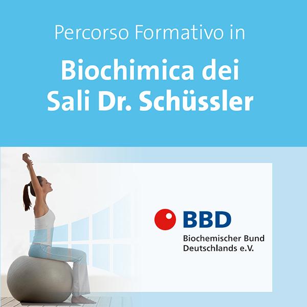 Biochimica dei Sali dr Schussler