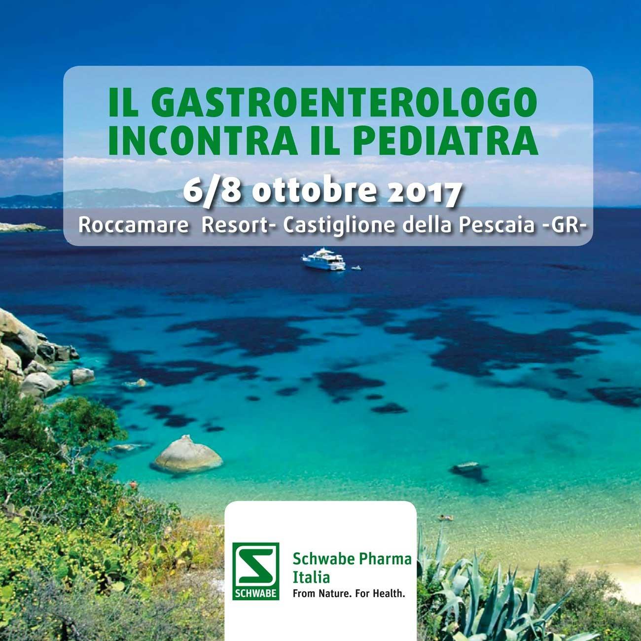 Evento Colikind gocce con pediatri Schwabe Pharma Italia a Castiglione