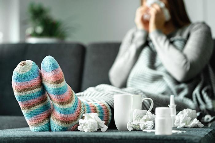 sintomi dell'influenza