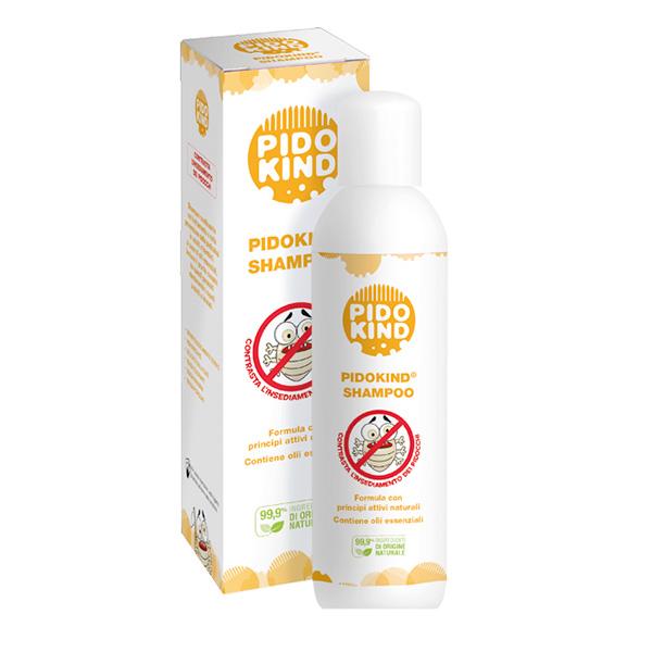 pidokind shampoo per pidocchi