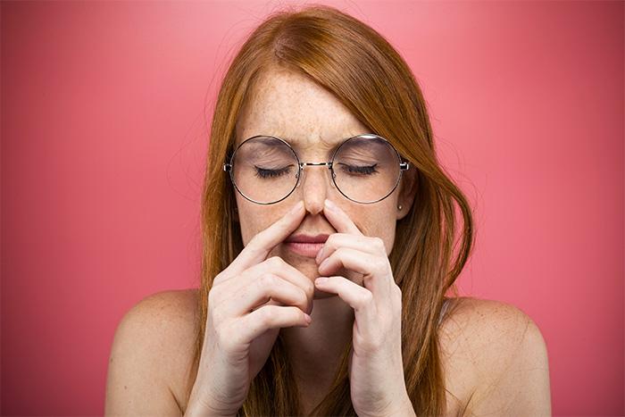 congestione nasale senza muco