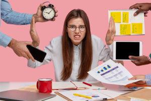 stress da lavoro e scadenze