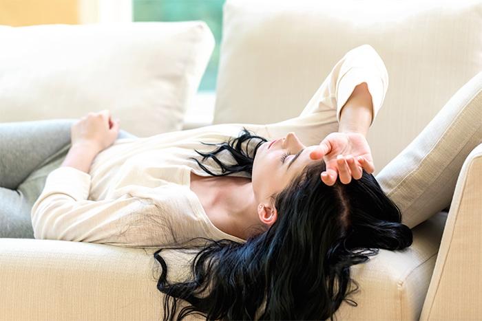 spossatezza dopo influenza