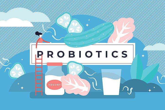 differenza probiotici e fermenti lattici